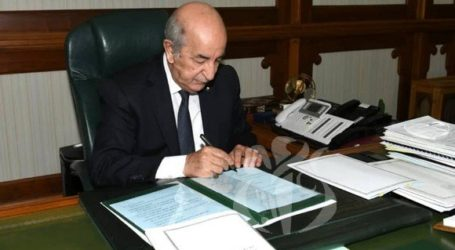 Algeria to Hold Referendum on Constitution Revision