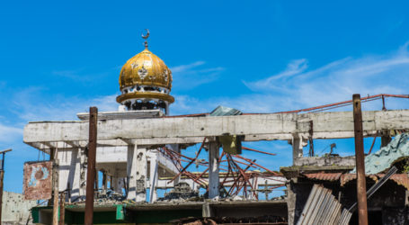 Philippines to Begin Reconstruction Work of Mosques in War-Torn Marawi