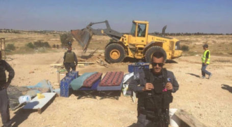 Israel Demolishes Unrecognized Bedouin Village for 178th Time