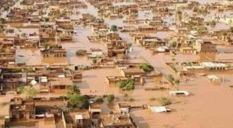 """PM Madbouly Affirms """"Egypt's Fully Solidarity with Sudan amid Floods"""