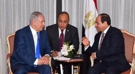 Egypt's al-Sisi Welcomes Bahrain, Israel Normalization