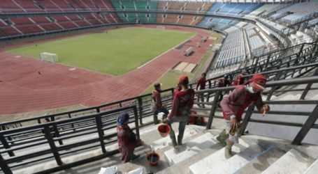 Indonesia's U-20 World Cup Venue to Finish in March 2021