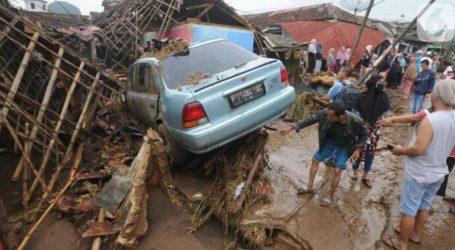 Sukabumi Declares Emergency Response after Flash Flood