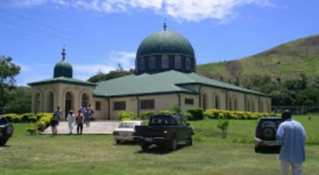 Muslim of PNG's Activities Centered at Halola Mosque