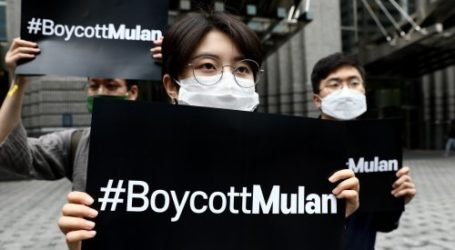 Supporting the Persecution of Uyghur Muslims, Disney's Mulan Boycotted