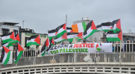 Ireland PM Urged to Support the Draft Bill of Recognizing Palestine State