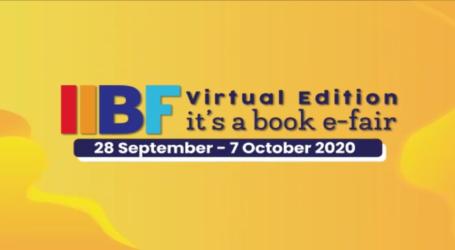 Indonesia International Book Fair 2020 to Be Held Virtually