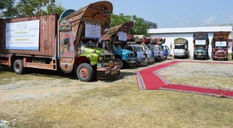 World Muslim League Sends Aid to Flood Victims in Pakistan