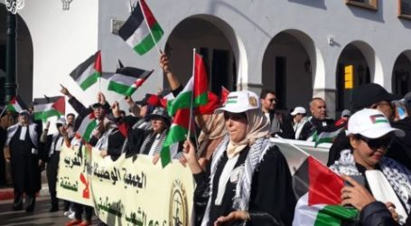 Marocco Activists Reject Normalization With Israel