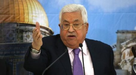 Abbas: Only Israeli Withdrawal to Bring Peace