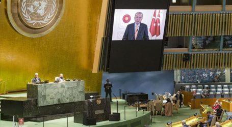 Israeli Ambassador to Leave The UNGA, Erdogan Criticizes Israel