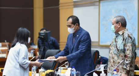 House of Representatives Approves Draft Bill on Defense Cooperation's Indonesia-Sweden
