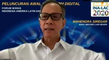 Indonesia Launched Digital Platform for Exports to Latin America and Caribbean