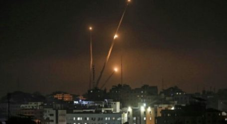 Hamas Releases Two Rockets on Israel