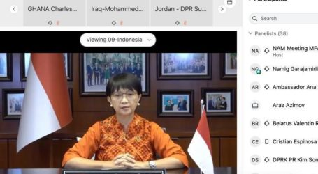 Indonesia Expects NAM Support for Palestine
