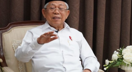 VP Amin Says Covid-19 Vaccine Must Be halal