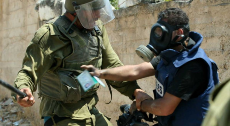 More than 20 Palestinian Journalists Arrested by Israeli Force