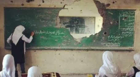 Israel to Destroy School Built by European Countries