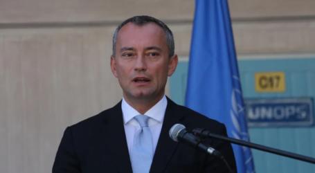 UN 'Concerned' by Bidding for Israel Settelement Units