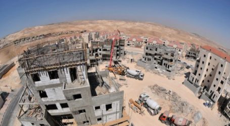 As 1,800 New Illegal Settlements to Built in the West Bank