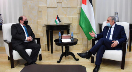 Palestinian PM Urges EU to Take Serious Steps Toward Settlers from its Member States