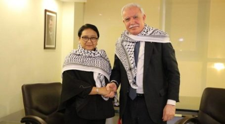 Indonesia and Palestine Discuss Hamas-Fatah Reconciliation