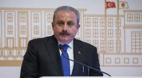 Turkey's Parliament Speaker Condemns Pompeo's West Bank Visit