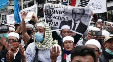 Actions to Condemn Macron Widespread in Indonesia