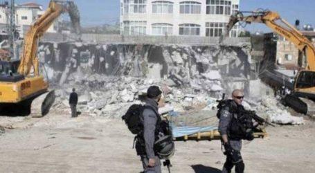 EU Urges Israel to Stop Demolition in Palestine
