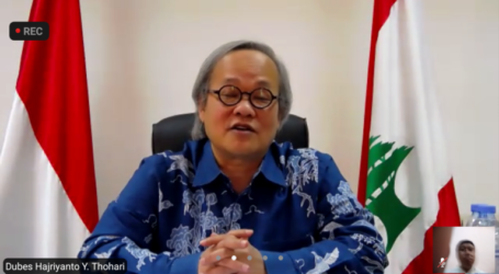 Ambassador Hajriyanto: Indonesia-Lebanon Have Very Close Relationship