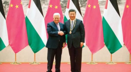 Chinese President Congrats 31st Declaration of Independence for Palestine