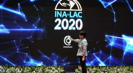 Minister Retno Inaugurates INA-LAC Business Forum Digital Platform