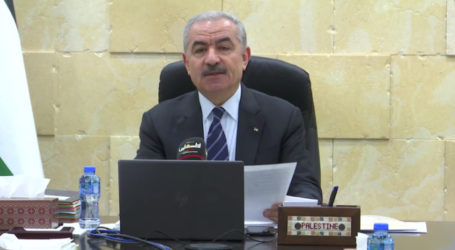 Palestinian PM Calls on Europe to Pressure Israel to Allow Holding of Elections in Jerusalem