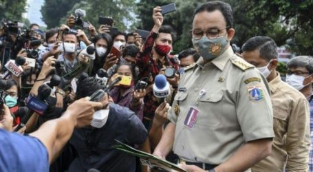 Jakarta Governor Anies Baswedan Confirmed Positive of Covid-19
