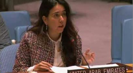 UAE Committed to Resolve Palestinian-Israeli Conflict