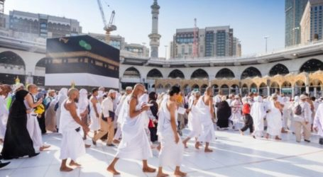 Indonesia Pilgrims Becomes Pilot World Hajj