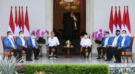 President Joko Widodo Reshuffle Six Ministers in Indonesian Cabinet