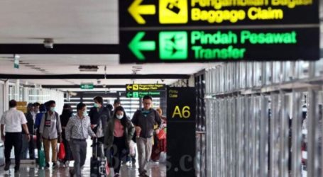 Indonesia Stops Entry of Foreigners for Two Weeks