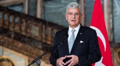 Volkan Bozkir: The Only Two State Solution for Palestinian Peace