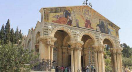 Al-Quds International: Attack on the Church of Gethsemane by Encouragement of Israel