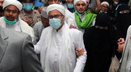 Two Prisoners Convert to Islam Under Guidance of Habib Rizieq