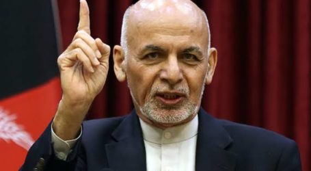 Afghan President Asks Indonesia to Host Peace Dialogue
