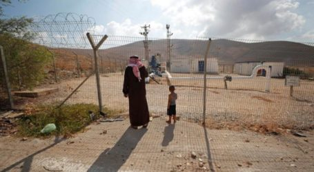 First Time, Jordan Valley Opened for Palestinians