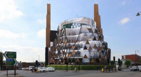 Birmingham City to Bulid A Magnificent Mosque