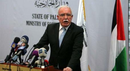 Palestine Urges Biden and Israel to Negotiate