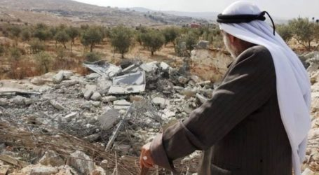 OCHA: Israel Displaces 34 Palestinians Within Two Weeks