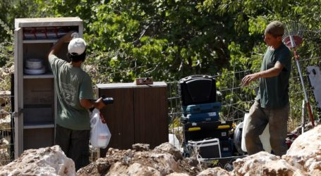 Israel Okays a Plan to Seize Palestinian Land Near Bethlehem