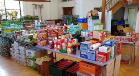 A British Muslim Takes Action over Food Crisis