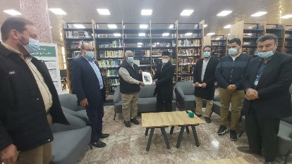 Appreciating New Libya Book Centre and Sharing Indonesian Experiences on Memory of The World