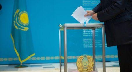 Kazakhstan Holds Legislative Elections
